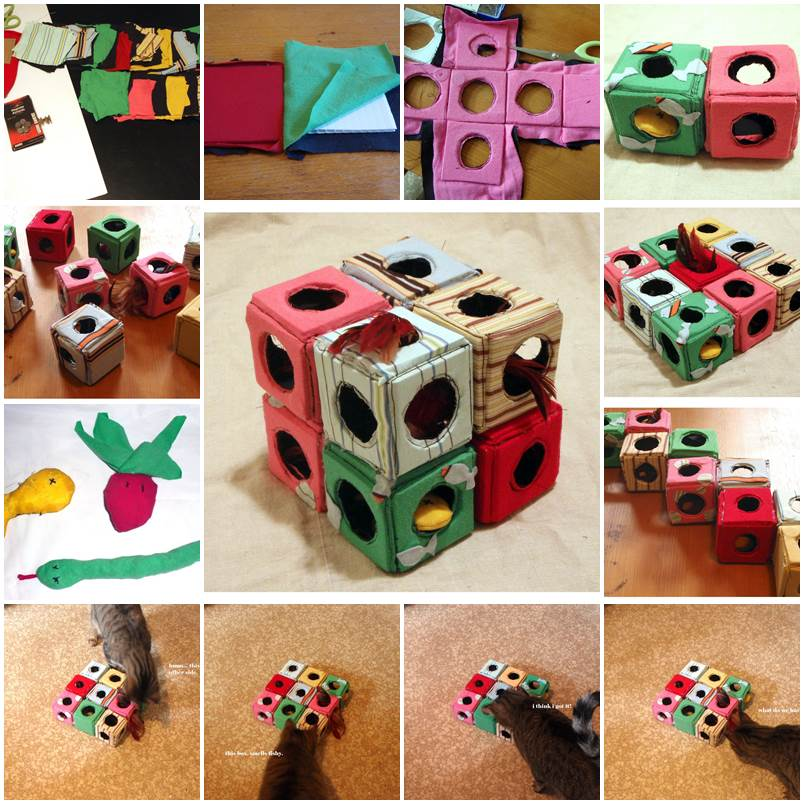 DIY KittyLand Puzzle Center 1