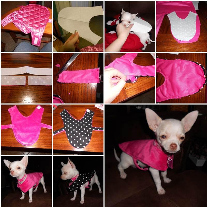 Fleece Dog Sweater