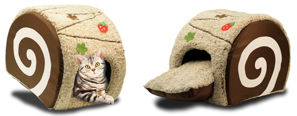 Kitty Cake Cat Bed Condo